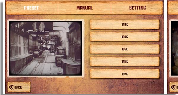 aplicativos para gravar videos vintage
