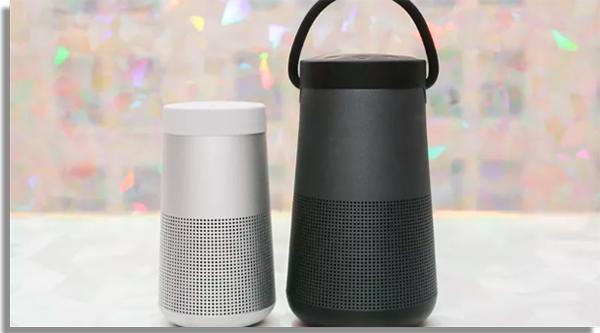 caixa de som bluetooth tamanho