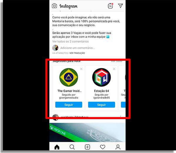 como conseguir seguidores no instagram sugestoes