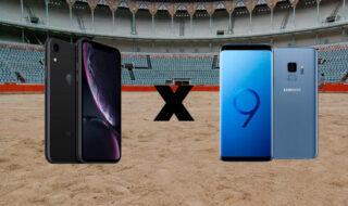 iphone-xr-vs-galaxy-s9-capa