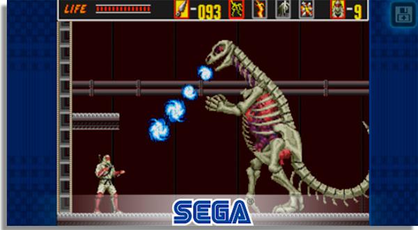 The Revenge of Shinobi Classic best lightweight mobile games