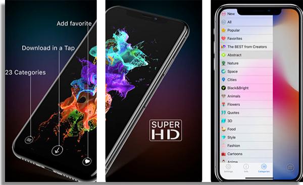 wallpapers para iphone everpix
