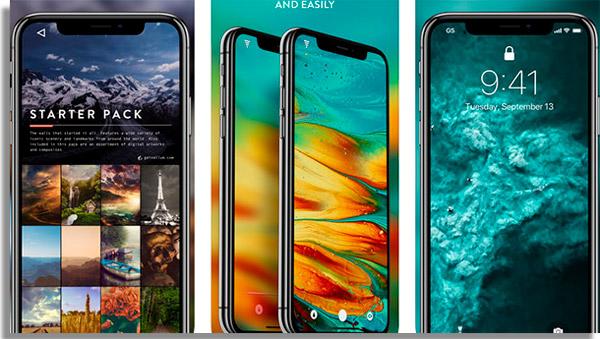 wallpapers para iphone vellum