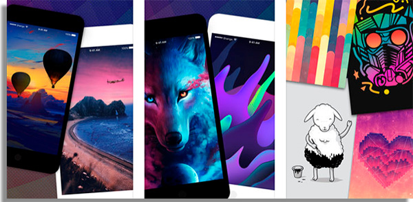 wallpapers para iphone walli