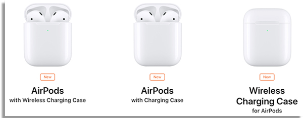 airpods apple fone