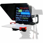 5 Aplicativos de teleprompter para YouTube