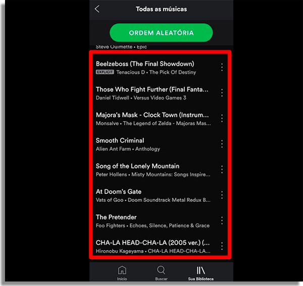 como colocar musica no whatsapp status escolher