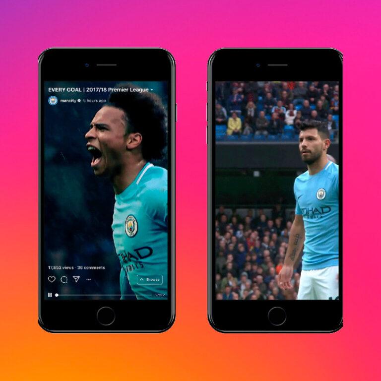 Como colocar vídeo no IGTV do Instagram
