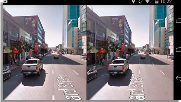 aplicativos de realidade virtual streetview