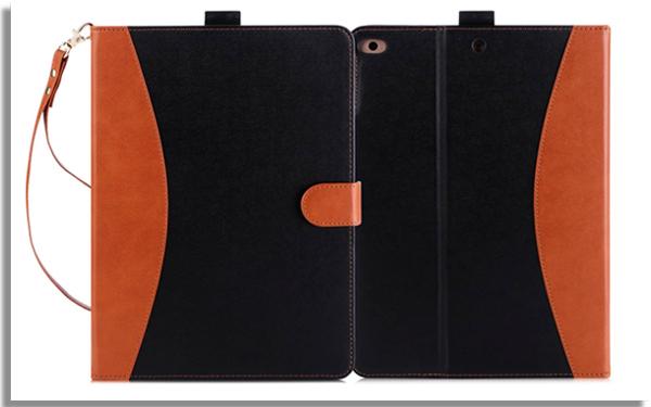 o fyy e uma capa para tablet que parece uma carteira