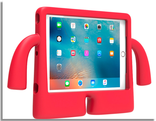 protecao para tablet ideal para os pequenos