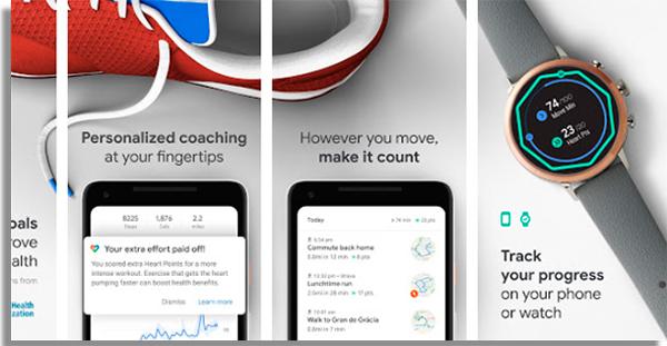 aplicativos de exercicios fisicos google
