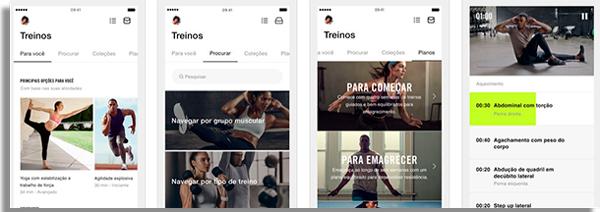 aplicativos de exercicios fisicos nike
