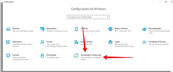 como desativar o windows defender atualizacao