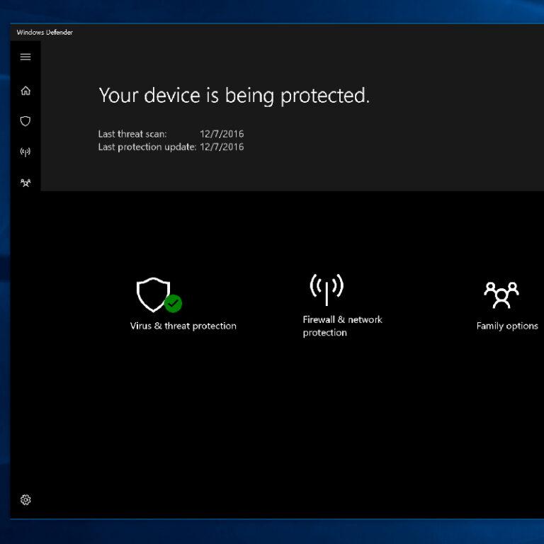 7 passos para aprender como desativar o Windows Defender