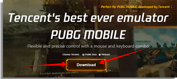 como jogar pubg mobile no pc download