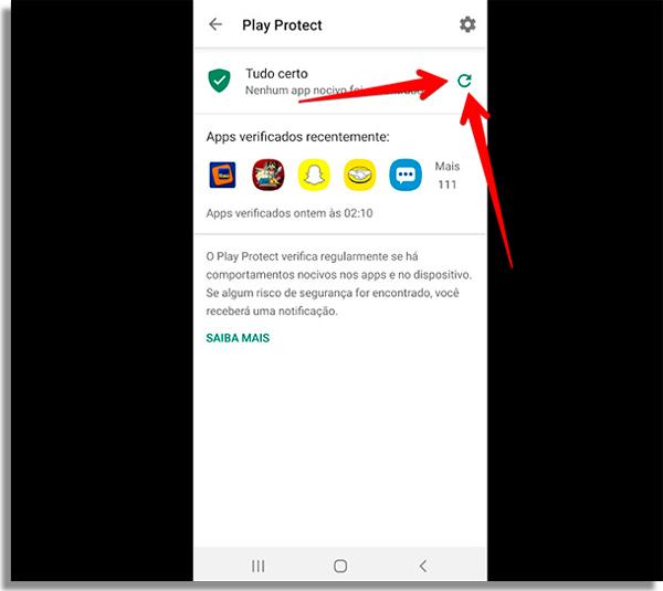 como remover propagandas do android verificar