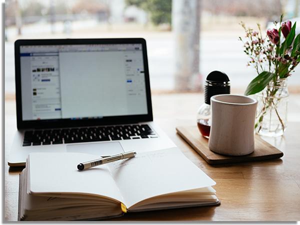 como trabalhar pela internet escrever