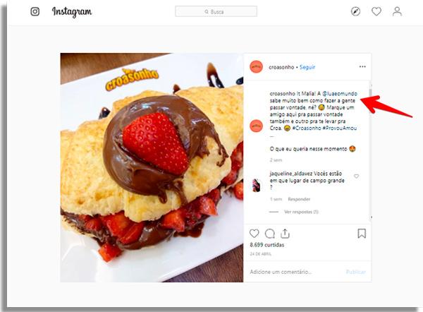 como vender pelo instagram usuario