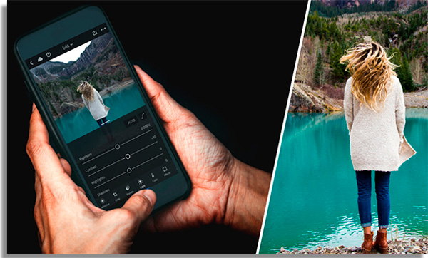 use o app da adobe para transformar suas imagens