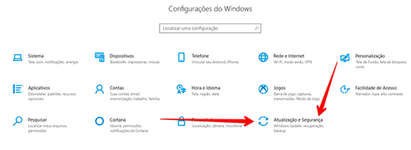 como atualizar o windows 10 atualizacao