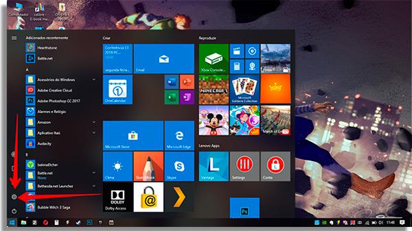 como atualizar o windows 10 configuracoes