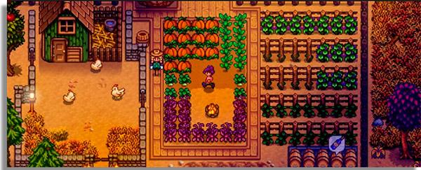 jogos de fazenda stardew