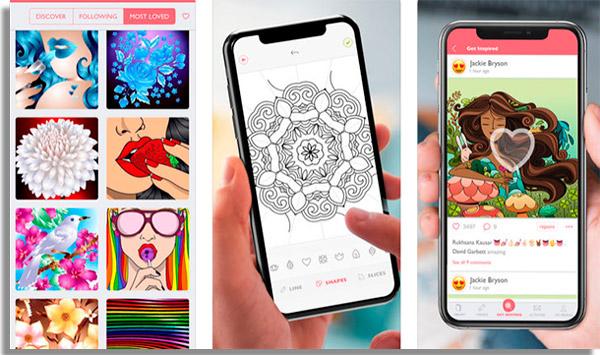 jogos de pintar online colorfy