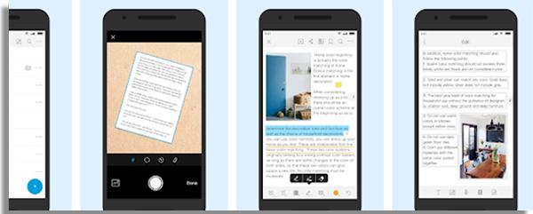 lectores de PDF mobile