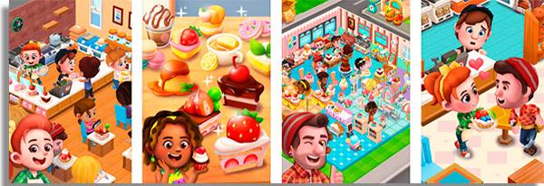melhores jogos de cozinhar bakery