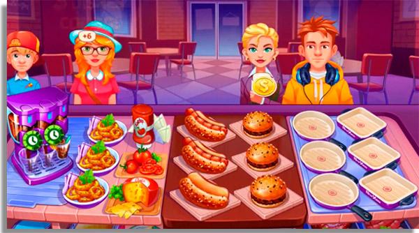 melhores jogos de cozinhar craze