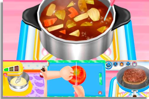 cooking mama te ensina com muita fofura