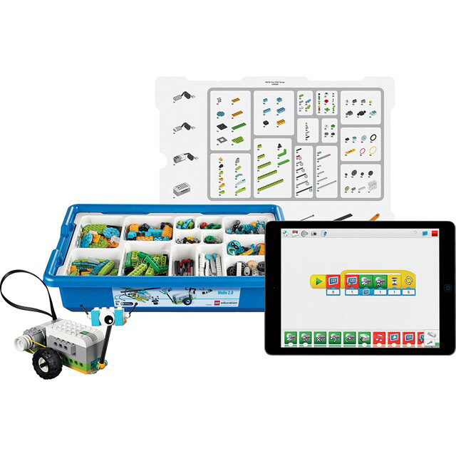 WeDo 2.0 da LEGO® Education: o que é?