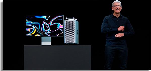conheca o novo computador da apple