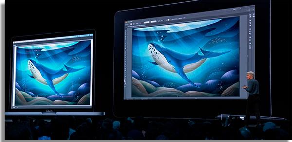 agora voce podera usar o ipad como segunda tela do mac