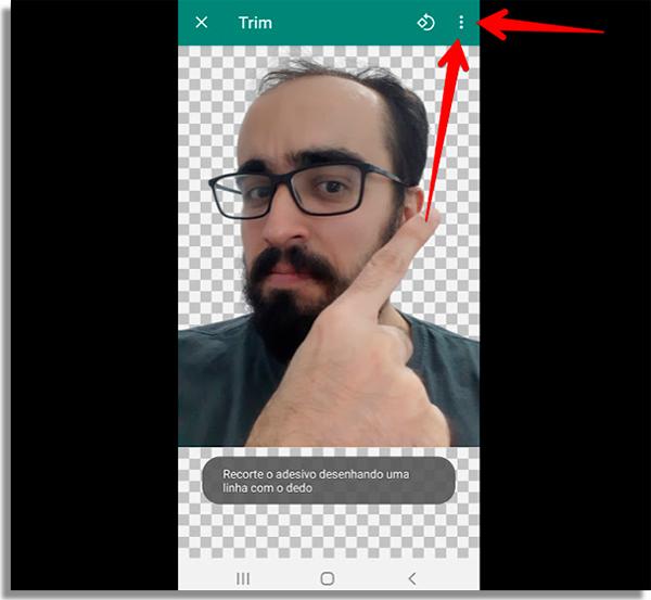 adesivos personalizados instagram stories menucortar