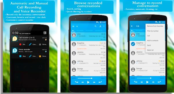 aplicativo gravar ligacao callrec