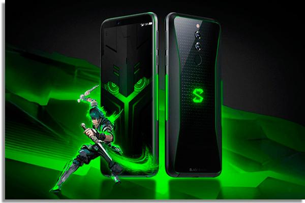 celular xiaomi blackshark