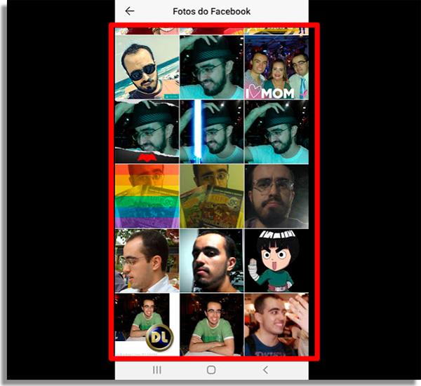 como usar faceapp fotoface