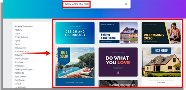 result how to use Canva