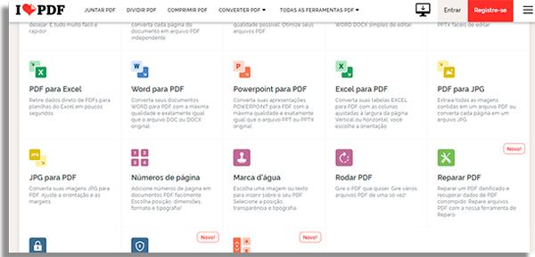 converter jpg para pdf ilove