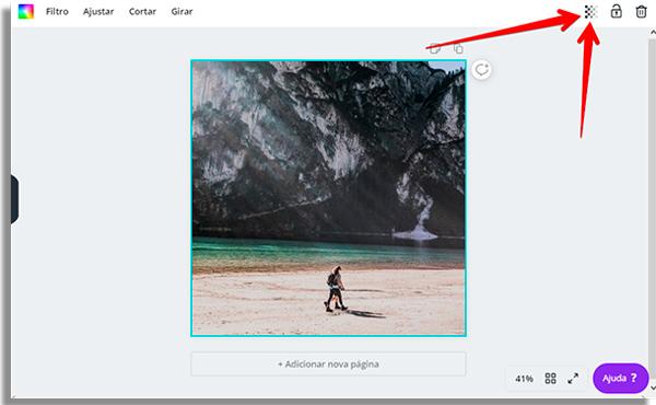 criar imagens frases transparencia