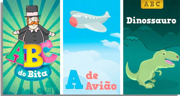 jogos para alfabetizar criancas bita