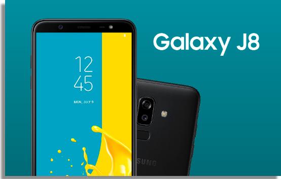 galaxy j8 celulares en relación calidad-precio