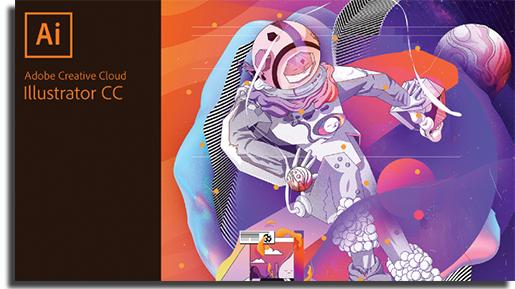 Adobe Illustrator apps to make invites