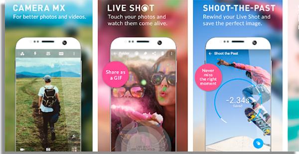 aplicativo tirar fotos perfeitas cameramx