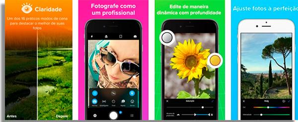 aplicativo tirar fotos perfeitas cameraplus