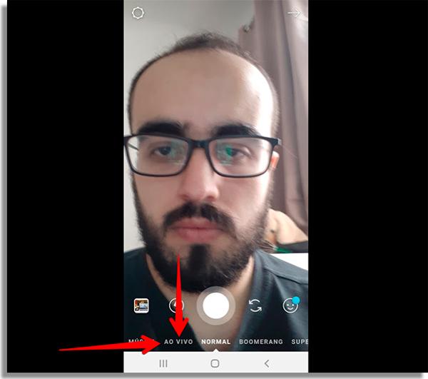 como responder perguntas instagram aovivo