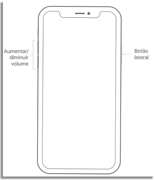 conserto iphone x