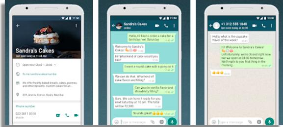use o whatsapp business para fazer vendas